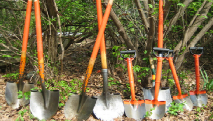 Hand Tool Maintenance Helps Make Conservation Planting a Snap