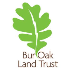 Bur Oak Land Trust Logo