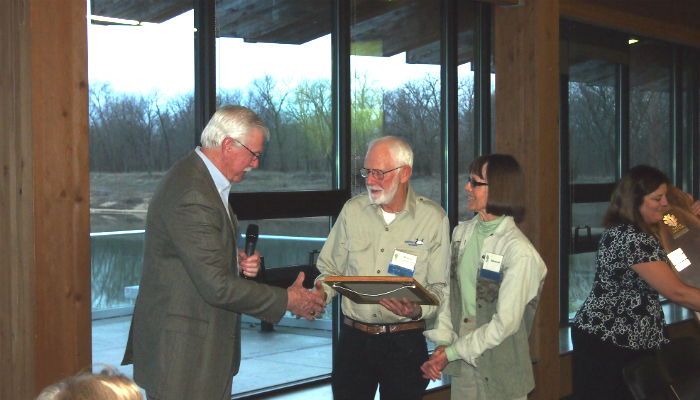 2018 Conservation Award Recipient