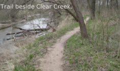 A New Clear Creek Trail in Coralville