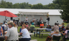 Celebrating Conservation and Music at Music on the Prairie