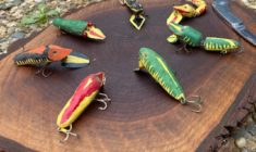 Nothing to Do? Make Some Fishing Lures!