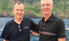 Monty Kehl and Craig Willbanks